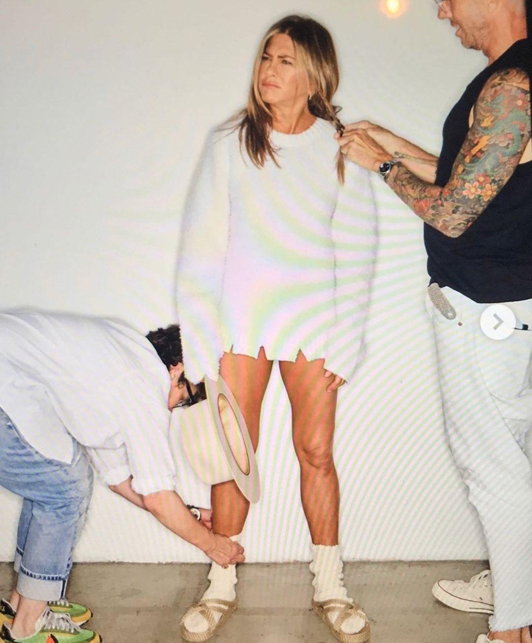 Jennifer Aniston pokazala kako izgleda bez fotošopa!