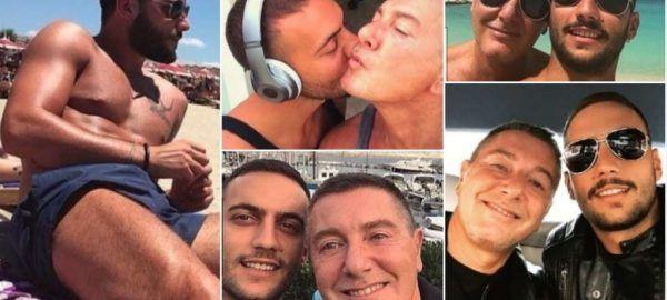 Slavni gay porno video